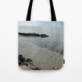 Your own private beach...  Tote Bag