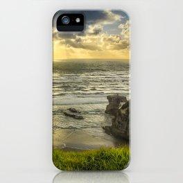 Maori Bay iPhone Case