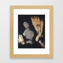 Cleo 2 Framed Art Print