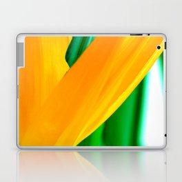 Strelitzia reginae (Green version) Laptop & iPad Skin