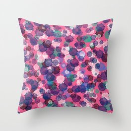 Abstract XXIX Throw Pillow