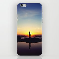 Sunset Music iPhone & iPod Skin