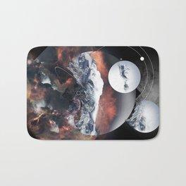 Crystal Nebula Bath Mat