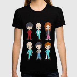 MiniPolseres 1a temporada T-shirt