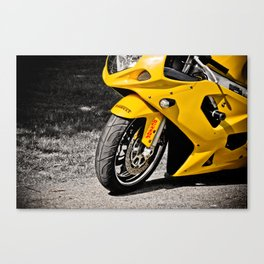 Suzuki GSXR-600  Canvas Print