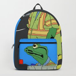 Frog Loneliness Backpack