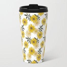 Spring Floral Print XII Travel Mug