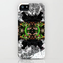 Work Out iPhone Case