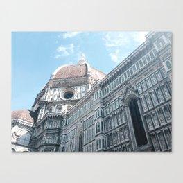 Florencia architecture Canvas Print