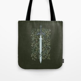 Sword of Time Tote Bag