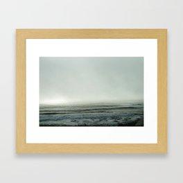 Cloudbank - 3 Framed Art Print