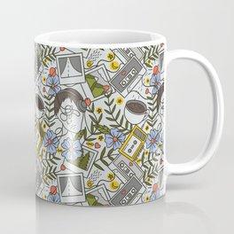 All the Reasons Why | Mixtape Art Coffee Mug