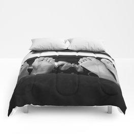 THREE LITTLE FEET Comforters