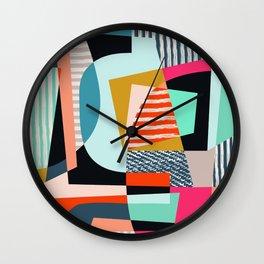 ColorShot Wall Clock