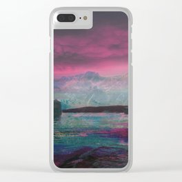 Atmosphere's Playground Clear iPhone Case