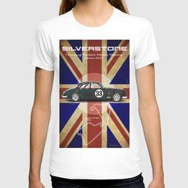 Silverstone MK2 Vintage T-shirt