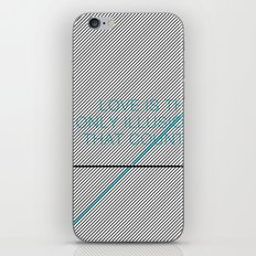 Love Is The Only Illusion iPhone & iPod Skin