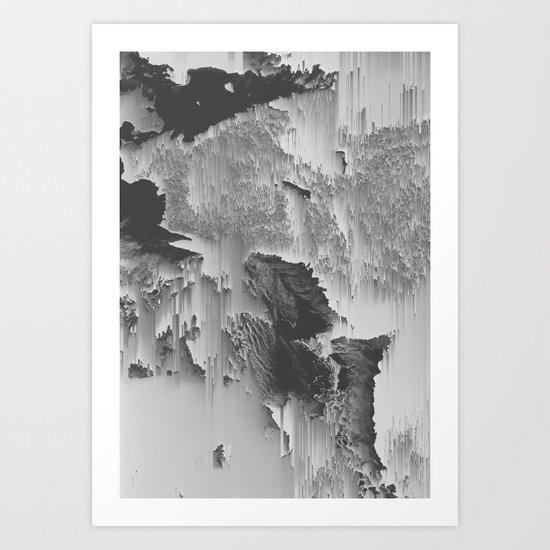 ETHANOL Art Print