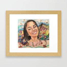 AlexisDrew Framed Art Print