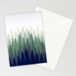 PineGradient 2 Stationery Cards