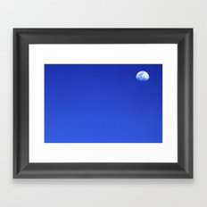 Luna 51 Framed Art Print