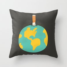 Time For A Change Throw Pillow