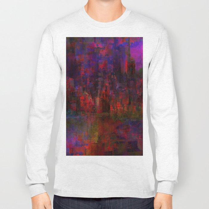 Rouge city Long Sleeve T-shirt