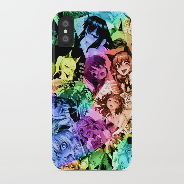 ahegao iphone 7 case