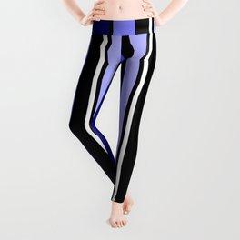 Stripes in colour 7 Leggings