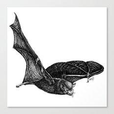 Bat tongue Canvas Print