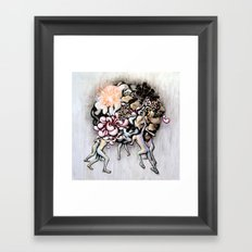 Struggle to Both Permeate and Preserve Our Collective Unconscious Framed Art Print