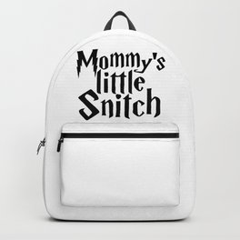 Magic cute Mommys Little Snitch Backpack
