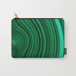 Malachite no. 2 Carry-All Pouch