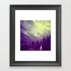 Soaring Framed Art Print