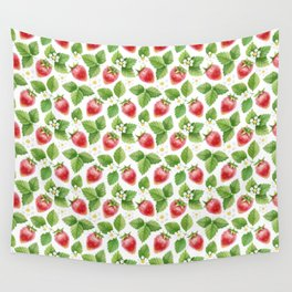 Strawberry jam Wall Tapestry