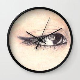 Araki Wall Clock