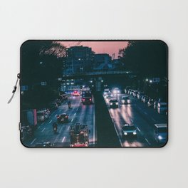 Tokyo trafic Laptop Sleeve