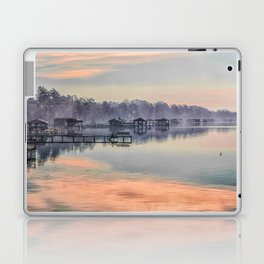 Lake Waccamaw Morning Laptop & iPad Skin