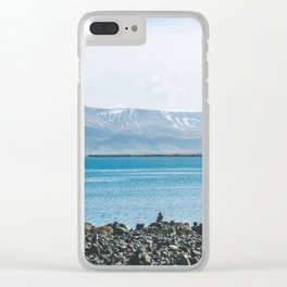 Stacks Clear iPhone Case