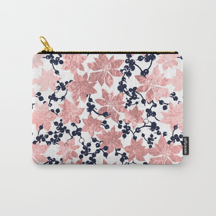 Plants pattern Carry-All Pouch