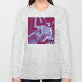 scooter violet tonton AL Long Sleeve T-shirt