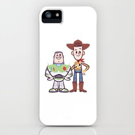 Playmates iPhone Case