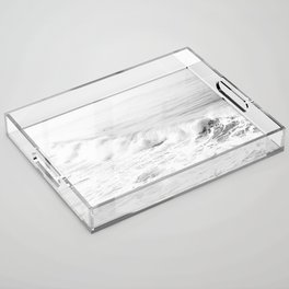 Pacific Ocean from Manhattan Beach Acrylic Tray