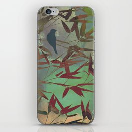 in the bamboo forest iPhone Skin