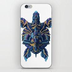 Sea Turtle (Color Version) iPhone & iPod Skin