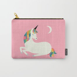 Unicorn Happiness Carry-All Pouch