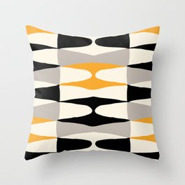 Zaha Bee Throw Pillow