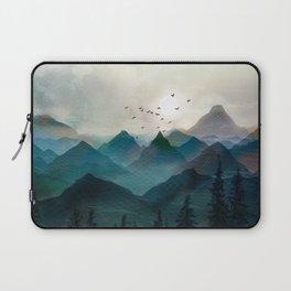 Mountain Sunrise II Laptop Sleeve