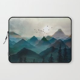 Mountain Sunrise II Laptop Sleeve