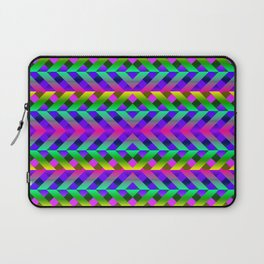 Rainbow Scaffolding Laptop Sleeve